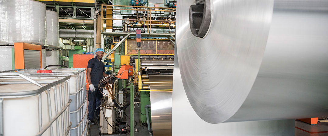 Client Success Story: Upgrade for a Steel Processing Company