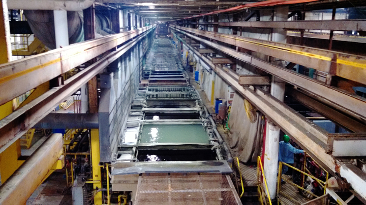Client Success Story: Plating Line Upgrade